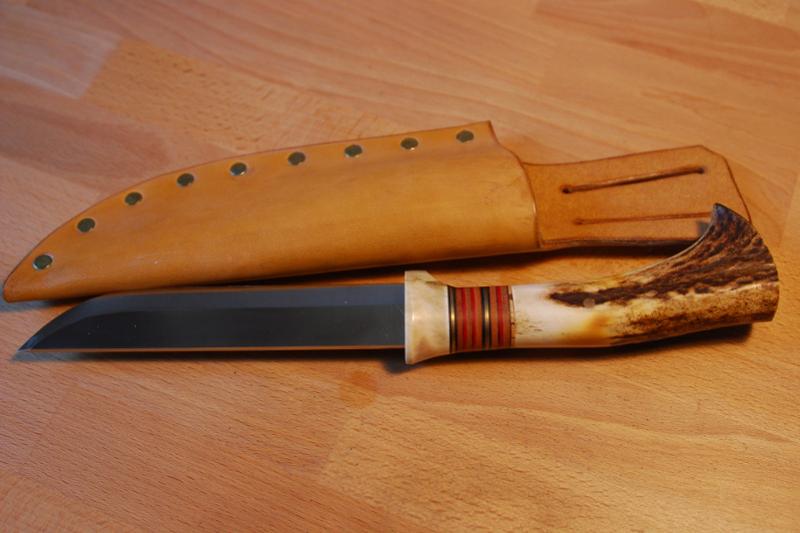 Nóż myśliwski typu Scagel